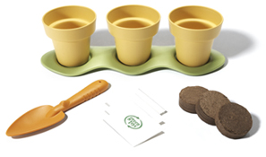 Green Toys� Indoor Gardening Kit