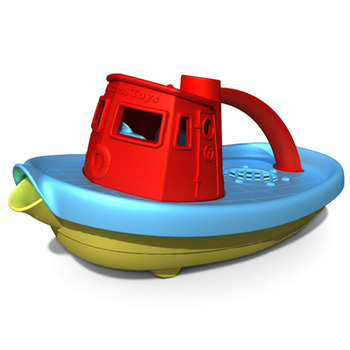 Green Toys� Tugboat - Red